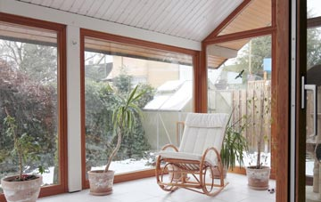 Northern Ireland hardwood conservatory roofing repairs